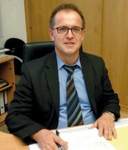 Geschäftsführer Herbert Rehm